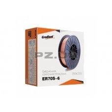 Проволока омедненная ER-70S-6 d 1,0 (5кг) Goodel