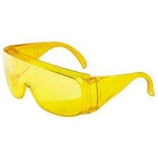 Очки защитные JL-D015-4 желтые