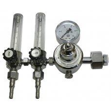 Регулятор расхода газа УР30/АР40-01 с 2мя ротаметрами ПТК
