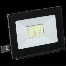 Прожектор светодиодный СДО 06-20w 6500K чер.