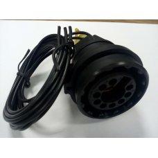 Разъем центр. панельный 6 pins (FY0022) SF-1510102
