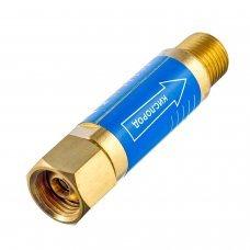 Клапан огнепреградительный на редуктор кислород Олимп (М16*1,5) КОК (001.050.105)