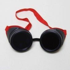 Очки защитные затемненные JL- A051