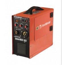 Сварочный полуавтомат INVERMIG 185 (30-180А, сеть 220В, 20 кг, пр-во FoxWeld)