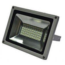 Прожектор светодиодный СЕРЫЙ СПР1-30 (30ватт)