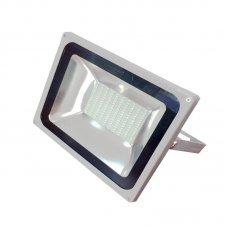 Прожектор светодиодный СЕРЫЙ СПР1-100