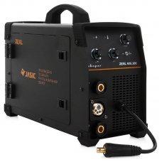 Сварочный полуавтомат МIG 200 REAL MIG (N24002) BLACK (горелка,МАСКА) СВАРОГ