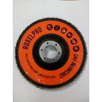 круг лепестковый торцевой  А-40 125х22,2 RoxelPro