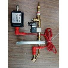 Система автоматического поджига для  станка ЧПУ