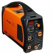 Сварочный инвертор TIG 200 DSP PRO (W212) (пульс, горелка 26) СВАРОГ
