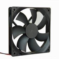 Вентилятор охлаждения инвертора 24V 120*120*25  0,38А