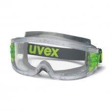 Очки защитные закрытые Uvex, с поролоновым уплот.9301716
