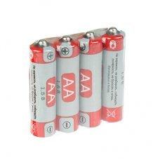 Батарейка Super heavy duty, солевые, тип АА (4 шт)
