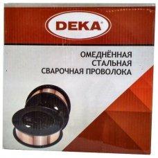 Проволока омедненная ф1,0мм (15кг) DEKA