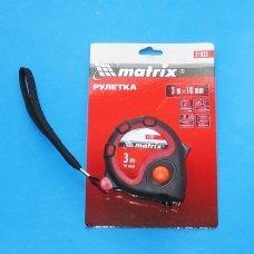 Рулетка Status 3 fixations 3*16 мм MATRIX