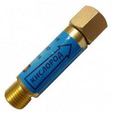 Клапан КОК (М16х1,5, огнерпеградительный, кислород. на резак/горелку)
