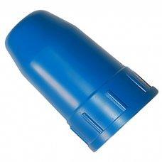 Колпак к баллонам пластиковый синий
