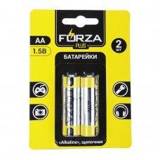 Батарейка FORZA Alkaline, щелочные, тип АА (2 шт)