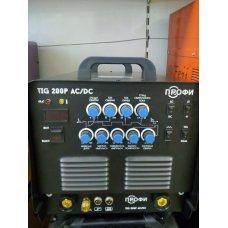 Сварочный инвертор TIG 200 Р AC/DC ПРОФИ (ПТК)