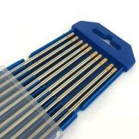 Электрод вольфрамовый WL-15  d2,0 (золотой) (AC/DC)